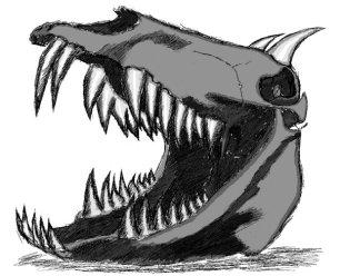 DemonHorseSkull