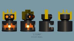 Stomp_Minion_Model
