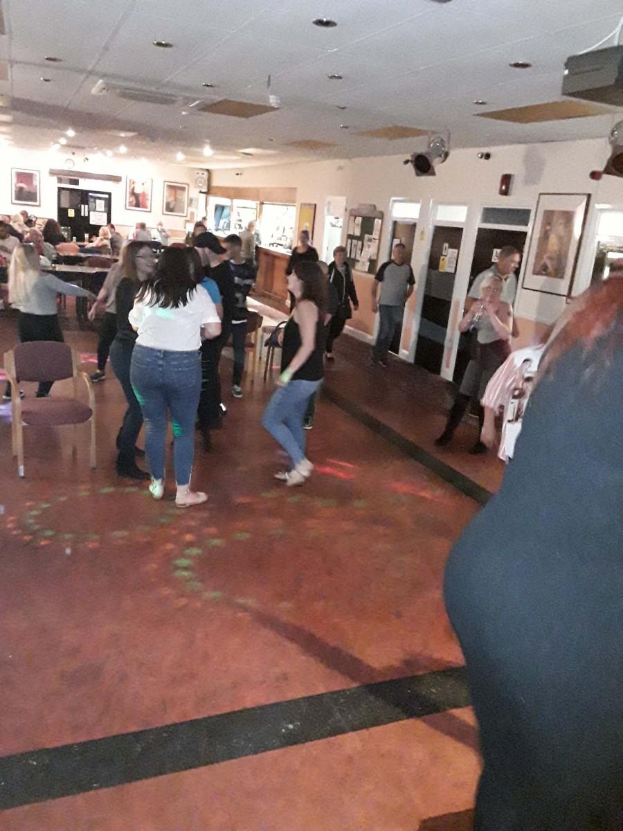 21 club dancers