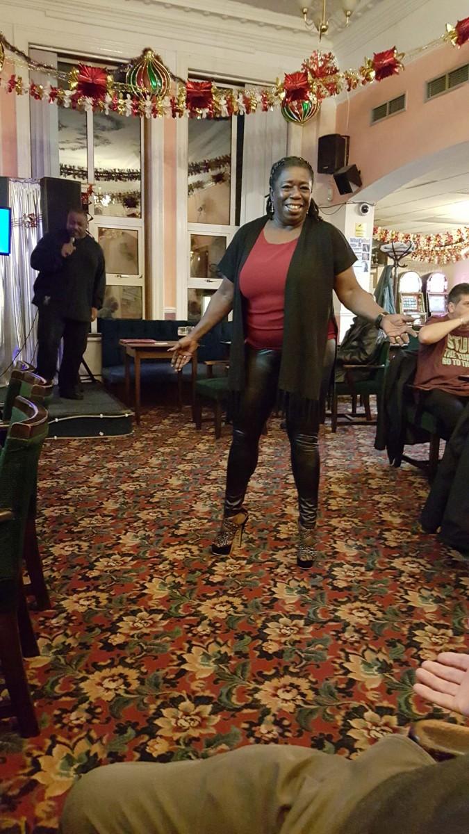 Karaoke Night out