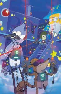 'Regular Show' #19 - Cover B