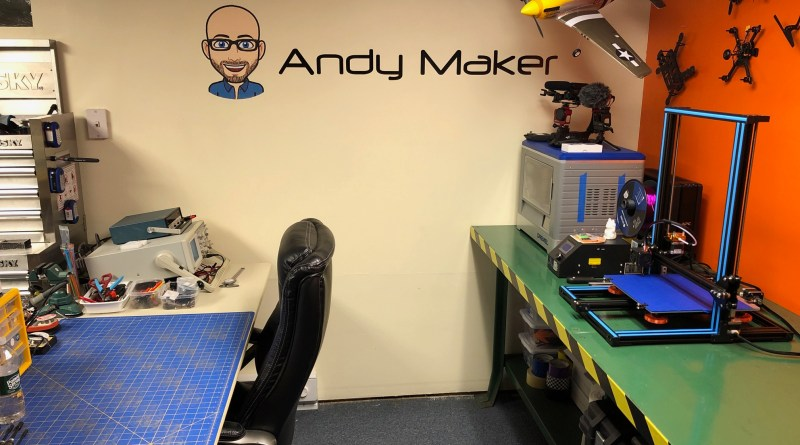 3d printing makerspace laboratory andymaker
