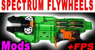 custom nerf flywheel mods
