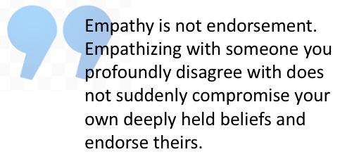 empathynotendorsement