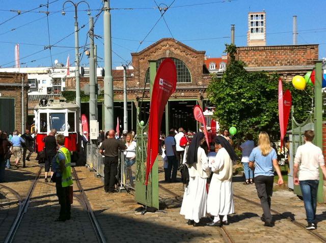 Tram Day Vienna 2011 - Vienna Tram Museum