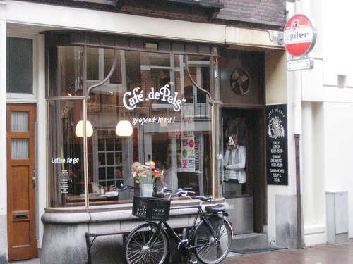 Cafe de Pels in Amsterdam