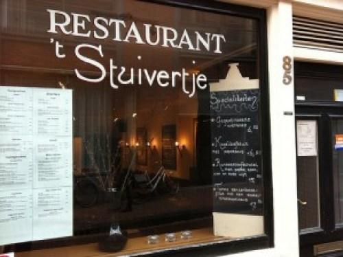 Bistro t'Stuivertje Amsterdam - 2