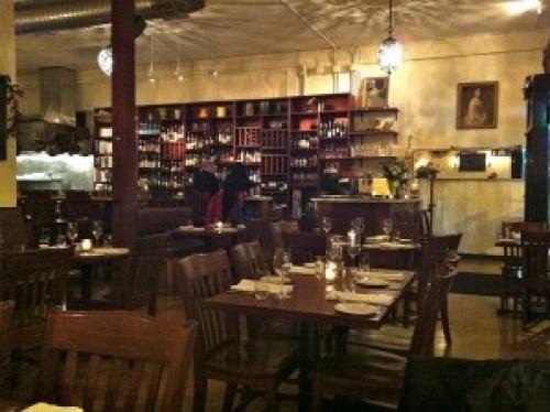 Seattle Tilikum Place Cafe - 3