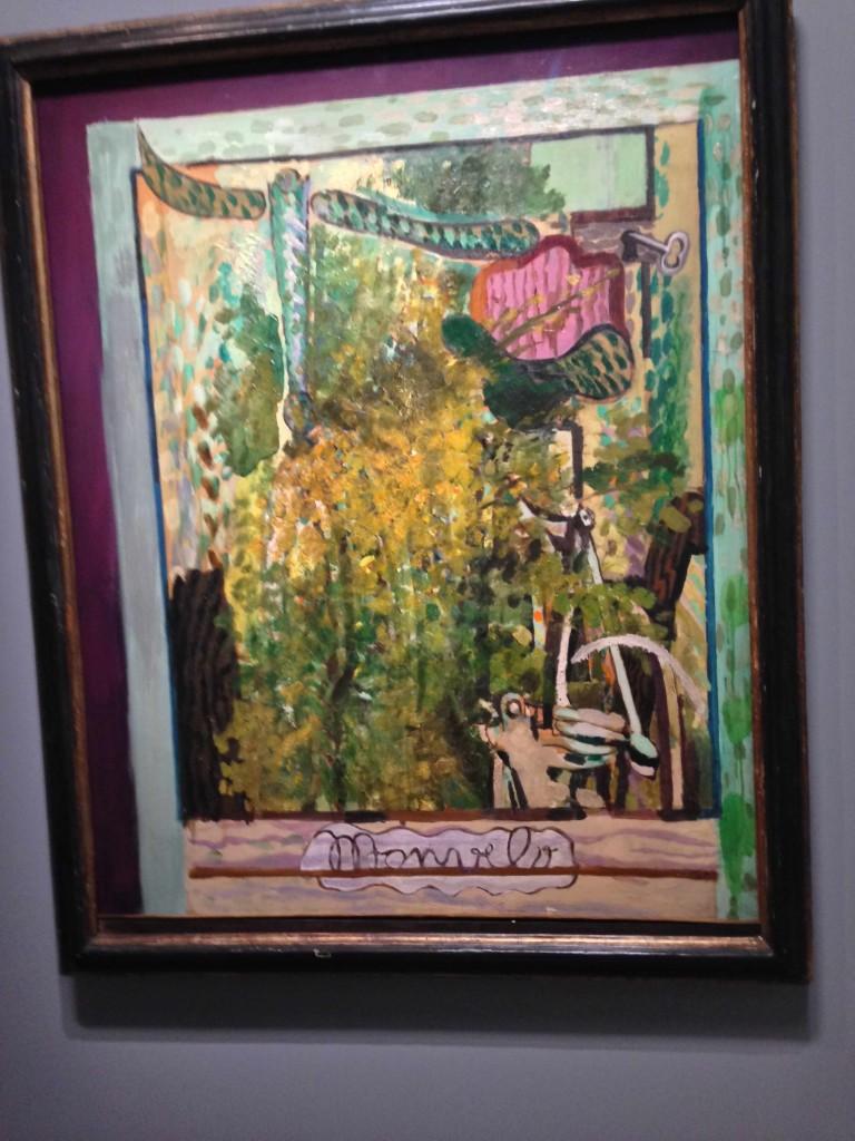 Georges Braque - Mon Velo