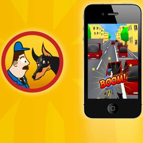 Grr-Grr-Bike is a smart phone game designed to encourage players to become involved in local bicycle planning and advocacy.