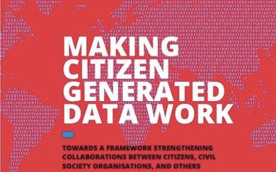 Making Citizen-Generated Data Work