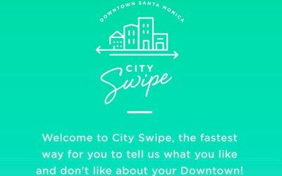 City Swipe – Santa Monica Downtown