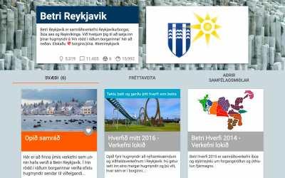 Better Reykjavik: crowdsourcing and e-democracy