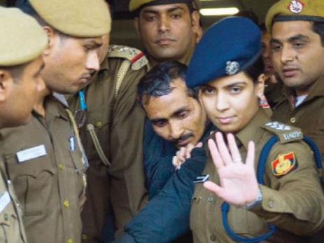 Uber taxi driver taken into judicial custody by Delhi Police