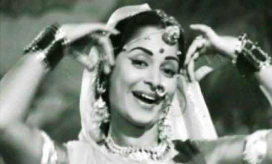 Waheeda Rehman in Paan Khaye Saiyaan hamaro