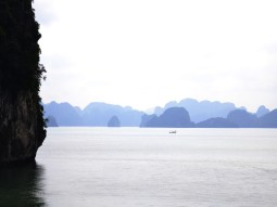 Halong Bay is the most stunning of areas. A must see.