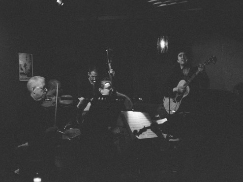Trio With Strings. Photo by Rebekah Abel.