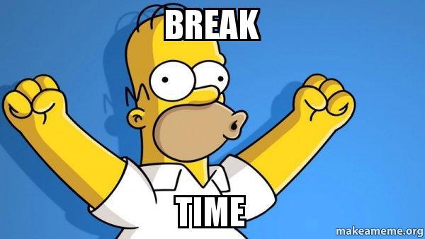 Better Breaks For Better Productivity