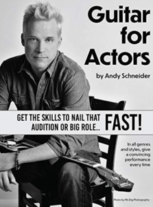 Guitar for Actors book cover