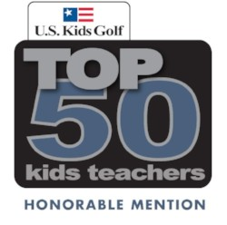 Andy Scott honored by U.S. Kids Golf