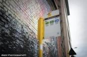 Leuven bus stop