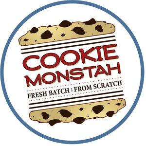 Cookie Monstah Logo
