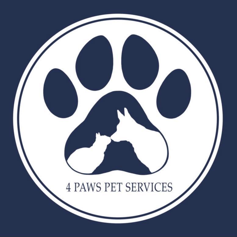 4paws logo