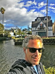 venice canals autumn andy sternberg