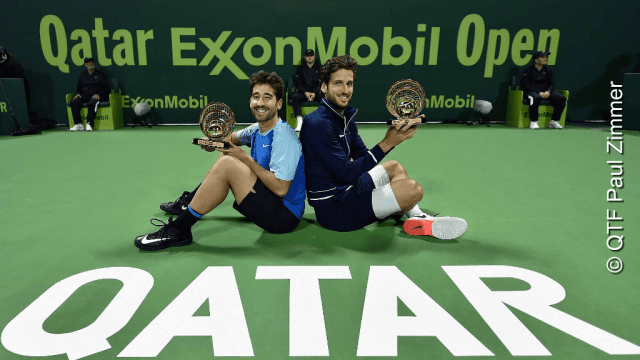 Team Lopez. Feliciano and Marc finally win their first title together