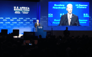 "Vice President Biden. ""Transparency for a new world"""