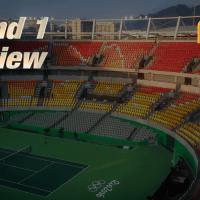 Voice Over Andy Taylor. Rio 2016. Round-1 Preview