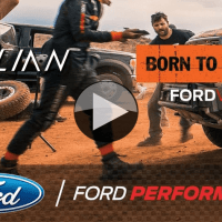 Voice Over Andy Taylor. Ford F-150 Raptor Born to Baja