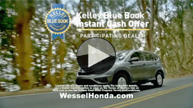 Andy Taylor Voice Over - Don Wessel Honda - Instant Cash Offer