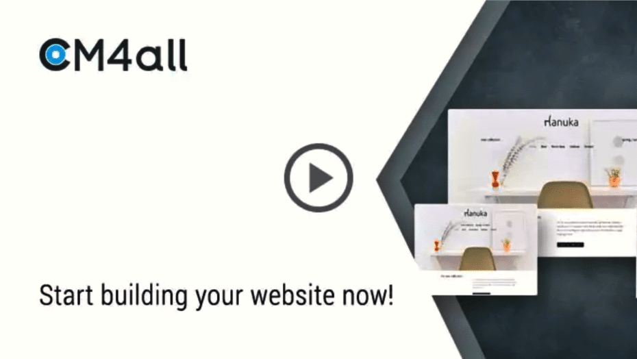 Andy Taylor Voice Over. CM4all Web Builder