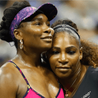 Andy Taylor Sports Host 2018 US Open 026 Serena Venus Williams Round-3