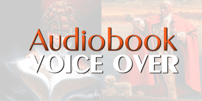 Voice Over Andy Taylor. Audiobook