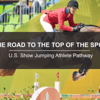 Voice Over Andy Taylor. US Show Jumping Athlete Pathway