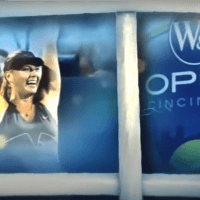 Voice Over Andy Taylor. Television Commercial. 2012 Western and Southern Open