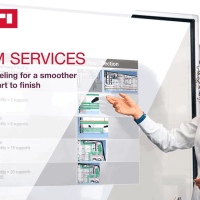 Voice Over Andy Taylor. Hilti BIM Services Firestop Applications