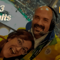 Voice Over Andy Taylor. Rio 2016. Day-3 Results