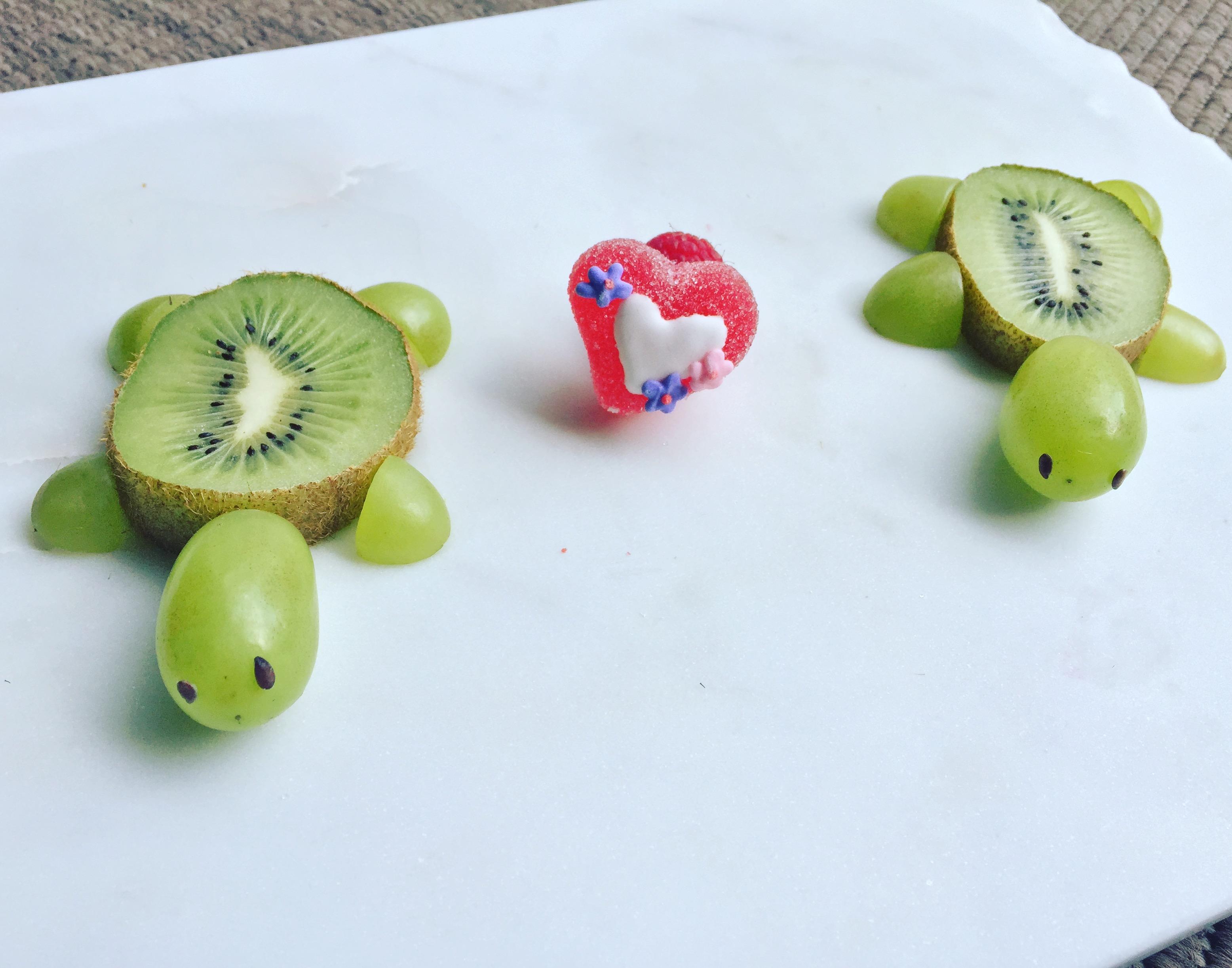 Cute Animal Food Art Who Says Food Can T Be Fun