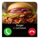 Burger Prank Call