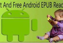epub Reader Apps