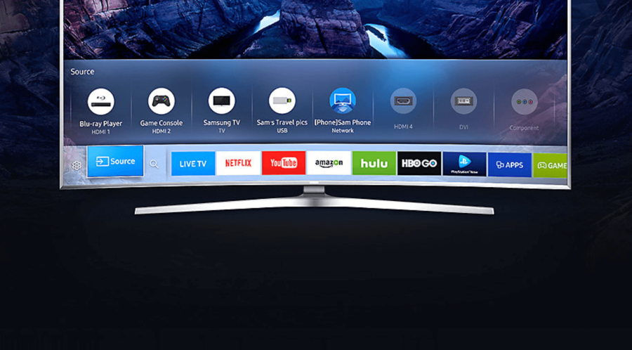 Top 10 Samsung Smart TV Apps   Andy Tips