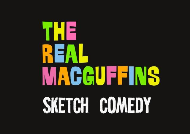The Real MacGuffins Logo - Andy Wooding