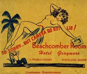b comber vintage art8