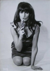 Vintage Photos of  Girl with Pistol (41)