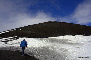 Etna - crater 2