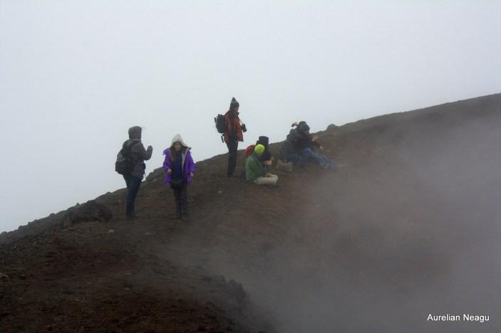 Etna - crater 7