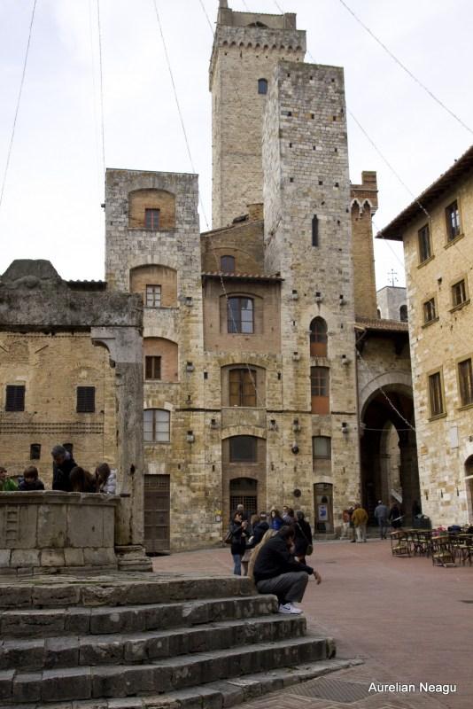 San Gimignano_centru_1